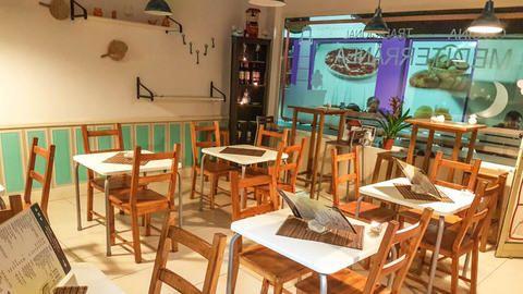 Cocina Mediterránea, Sevilla