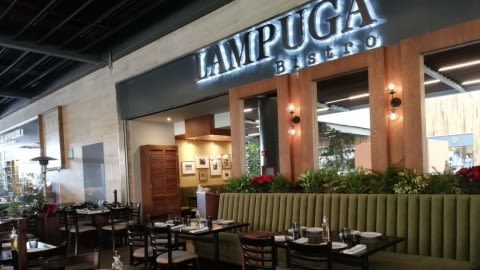 Lampuga Bistro - Miyana, Mexico City