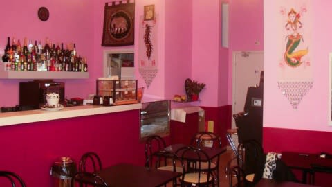 Orawin Thai Bar, Milan