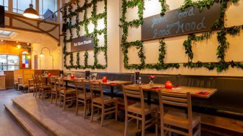 Day's Foodbar, Amsterdam