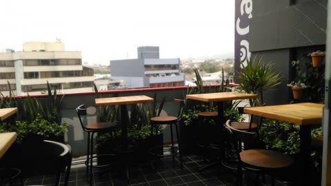 Cafeico, Mexico City