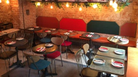 DPipo Pizza y Pollo, Madrid