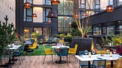 The Garden's Lounge, Strasbourg