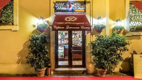 Wine Bar de' Penitenzieri, Rome