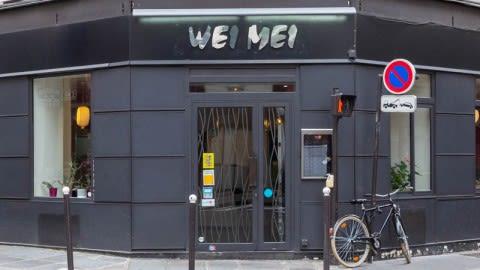 Wei Mei, Paris