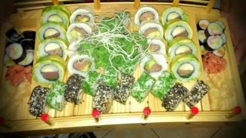 Ryori Sushi Bar, San Antonio