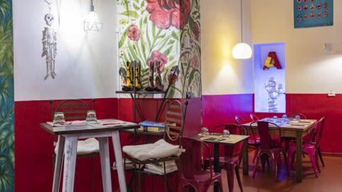 Alma latina Cucina Messicana senza glutine dal 1993, Turin