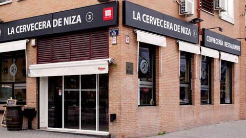 La Cervecera de Niza, Madrid