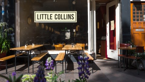Little Collins West, Amsterdam