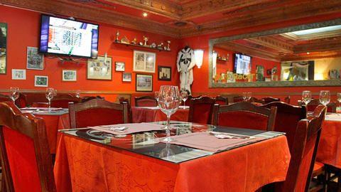 Kyiv Café Racer, Madrid