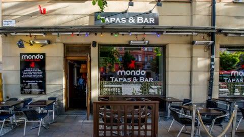 Mondo Tapas and Bar, Stockholm