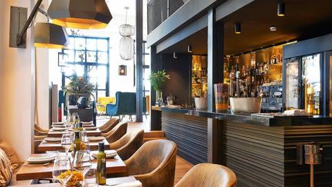 Informal by Marc Gascons  - The Serras Hotel Barcelona, Barcelona