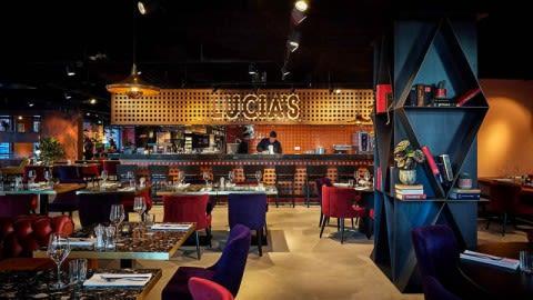Lucias Restaurant, Amstelveen