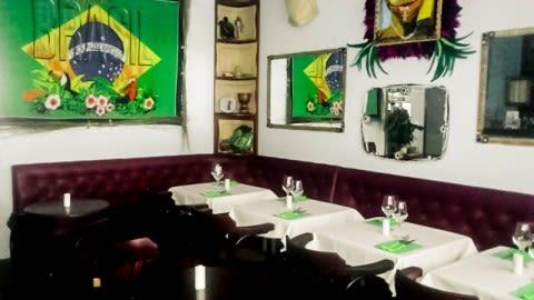 Tropicalia Bistrot Culturel Brésilien, Paris