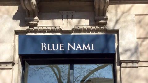 Blue Nami, Milan