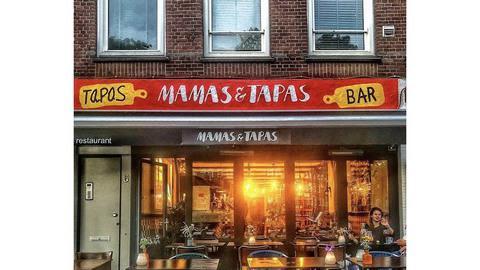Mamas & Tapas, Amsterdam