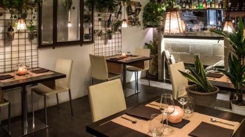 Senzafiamma Raw Food Restaurant, Rome
