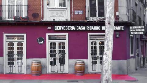 La Huerta de Casa Ricardo, Madrid