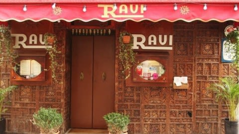 Ravi, Paris