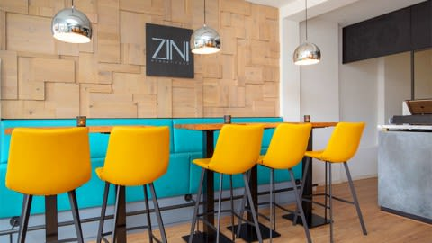 ZINI Burgers & Bites, Haarlem