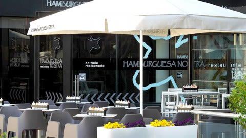 Hamburguesa Nostra - Castellana, Madrid