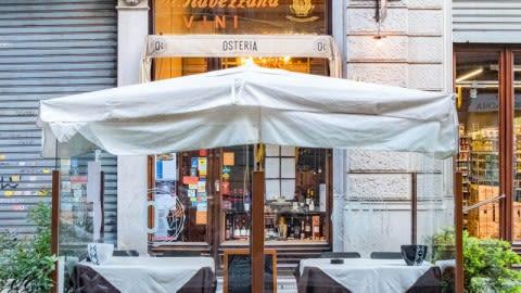 Osteria Rabezzana, Turin