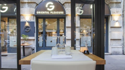 G Sushi - Oriental Pleasure, Milan