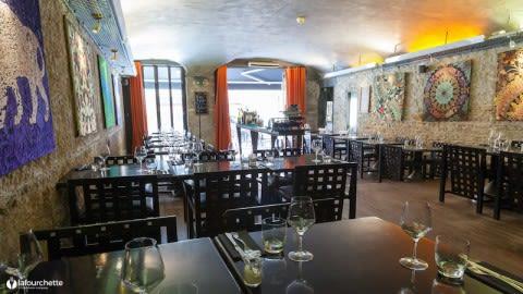 Café Épicerie - Hôtel Cour des Loges, Lyon