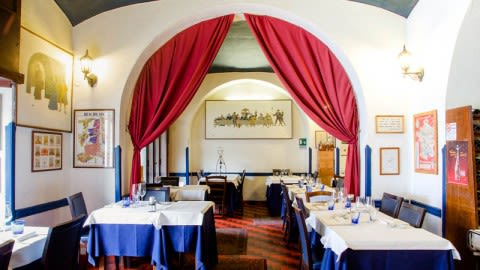 Charly's Sauciere, Rome