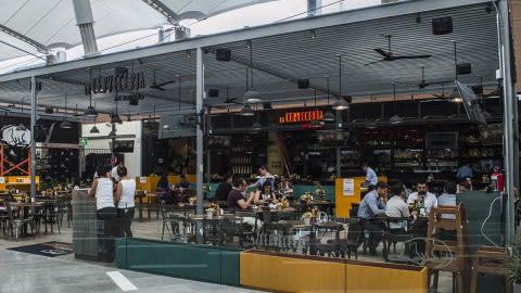 La Cerveceria de Barrio (Tezontle), Mexico City