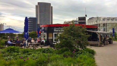 Hermes, Amsterdam
