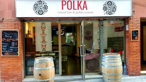 Polka Bar, Barcelona