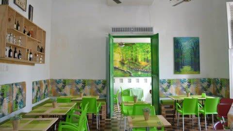 Green House, Cartagena de Indias