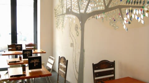Alma Café, Madrid