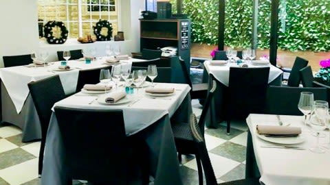 Mixture Lounge & Restaurant - Arroceria, Madrid