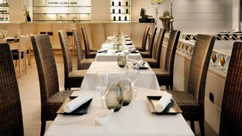 Hikari Sushi Bar - Hotel Hesperia Madrid, Madrid