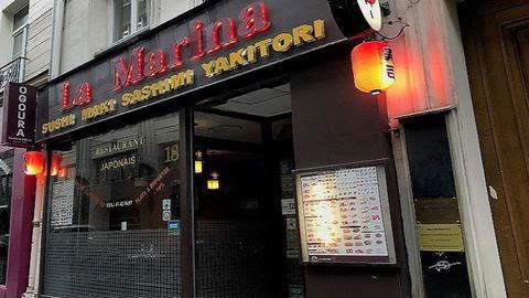 La Marina, Paris