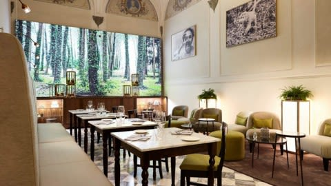 Savini Tartufi Truffle Restaurant Firenze, Florence