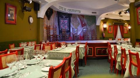 Café de Chinitas, Madrid