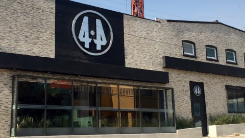 Cuatro Cuatro Cocina & Bar, Mexico City