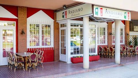 Andiamo Restaurante, Cartagena