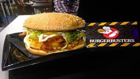 Burgerbusters, Turin