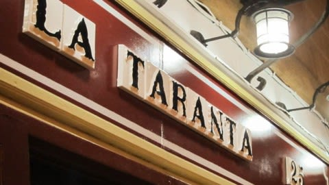 La Taranta, Madrid