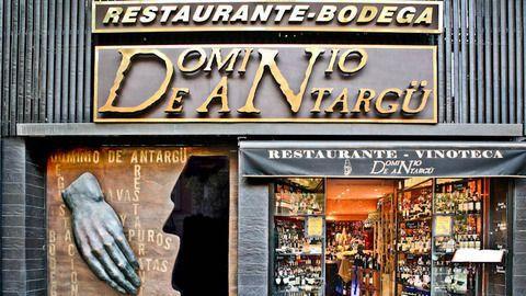 Dominio de Antargu, Madrid