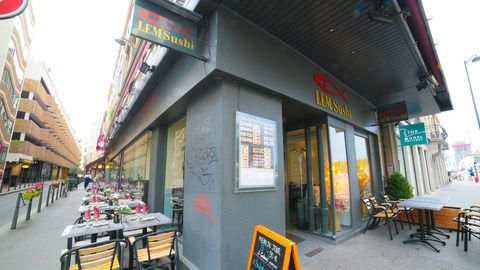 Lem Sushi, Lyon