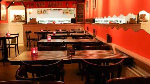 Restaurant Azmarino, Amsterdam