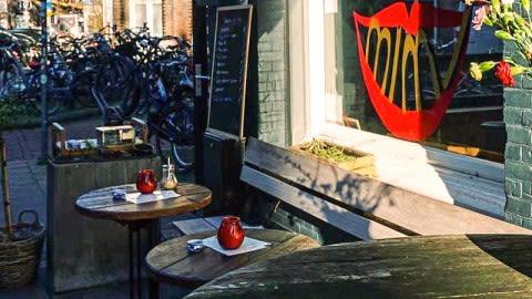 Bar Mimi, Amsterdam