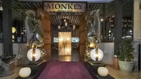 The Oriental Monkey, Arona (Spain)