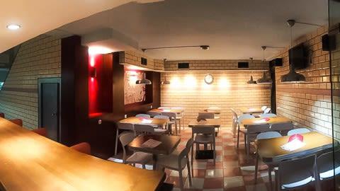 Bululú Bar and Coffee, Madrid