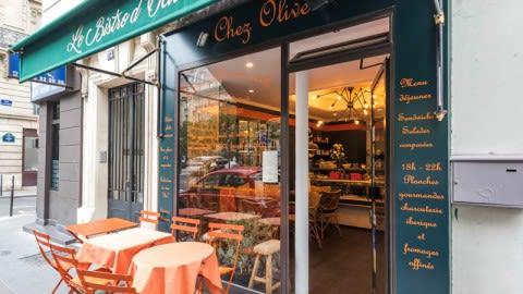 Le Bistro d'Olive, Paris